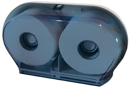 Marplast Doppelter Toilettenpapier Spender Mini Jumbo MP 774