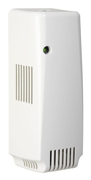 Smart Air Dispenser in color white made from ABS plastic whitout aerosol 2100-017,2100-015