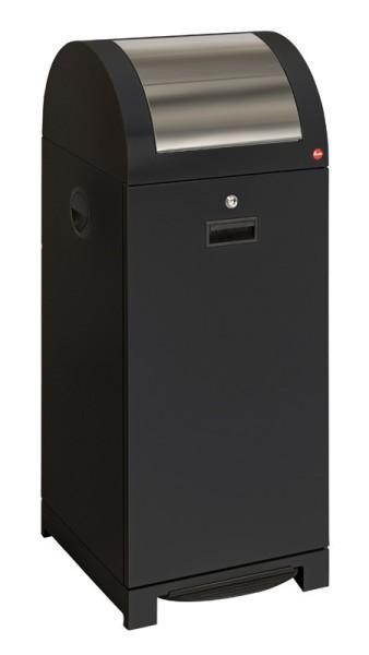 ProfiLine Fußbedienter Design-Wertstoffbehälter 70 Liter mit Sackhalter, Hailo Hailo VB 097392