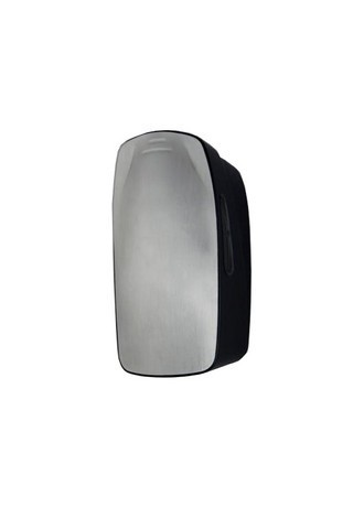 PlastiQline Exclusive air freshener made of black plastic for wall mounting PlastiQ-line-exclusive 5758