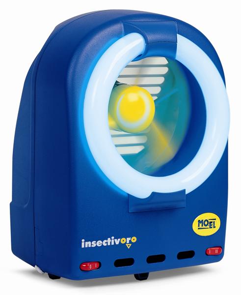 Moel Fan-Insektenvernichter Insectivoro 361B mit Ventilatortechnik