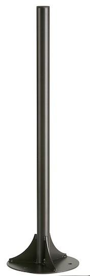 Rossignol Collec mittiger Pfosten auf Platine aus Stahl für 1fach Behälter Rossignol 56873