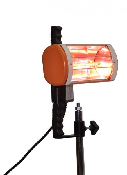 Heatlight mobile hand held paint dryer 1000 watts with infrared technology Heatlight Infrarot VLP10