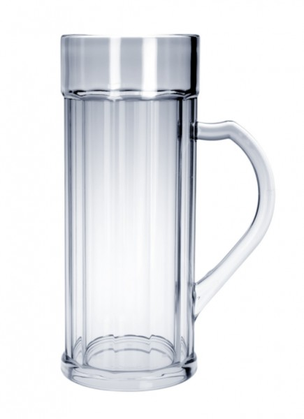 Doppler-Jug 2l Plastik SAN crystal clear food safe and dishwasher safe Schorm GmbH 9059