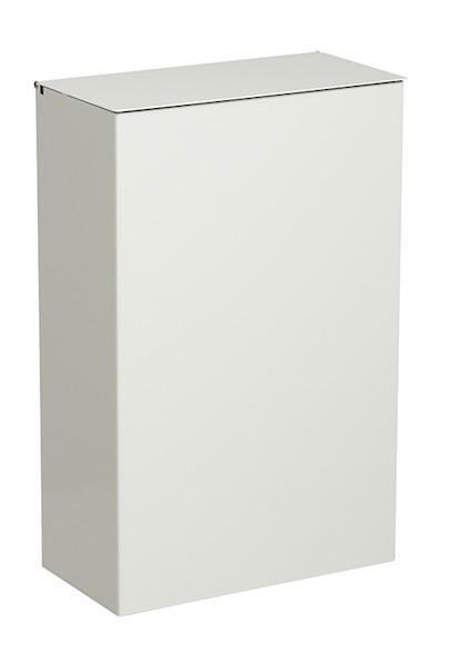 Rossignol blanka wall mounted bin 10L made of anti-UV powder-coated steel Rossignol 51362
