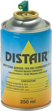 Distair Premium Insecticide 250ml Premium