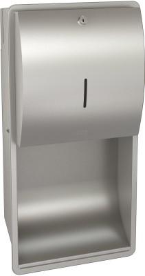 Franke paper towel dispenser STRX 600 stainless steel for flush mounting Franke GmbH STRX600E