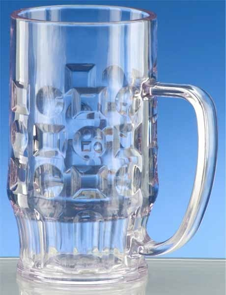 20er Set Bier-Krug 0,3l aus Kunststoff Schorm GmbH Bierkrug 0,3l