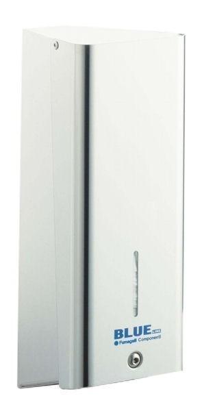 Doppel WC-Papierspender Edelstahl Blue Line für...