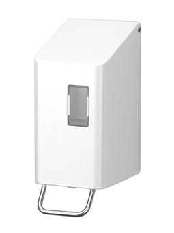 Ophardt SanTRAL classic NSU 2 Soap Dispenser 250ml powder coated white Ophardt Hygiene