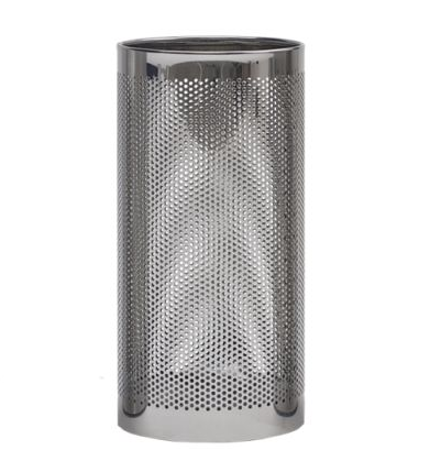 Graepel G-Line Pro Schirmständer FORATO aus poliertem Edelstahl 1.4016 G-line Pro K00021180
