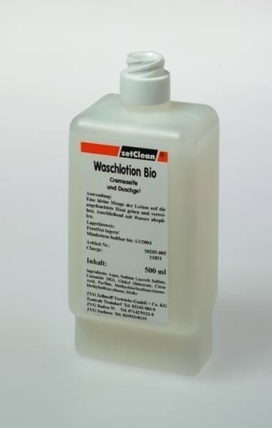 Waschlotion BIO - Rückfettend