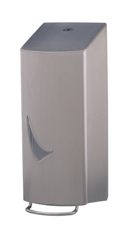 Wings liquid soap dispenser in stainless steel 900 ml Wings 4252