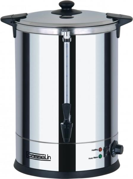 Casselin Heißwasserspender 20l mit Doppelwand aus Edelstahl 2500W - Anti-Brand Casselin CDEC20