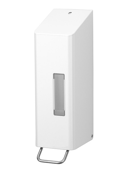 Ophardt SanTRAL classic NSU 11 Soap Dispenser 1200ml powder coated white Ophardt Hygiene