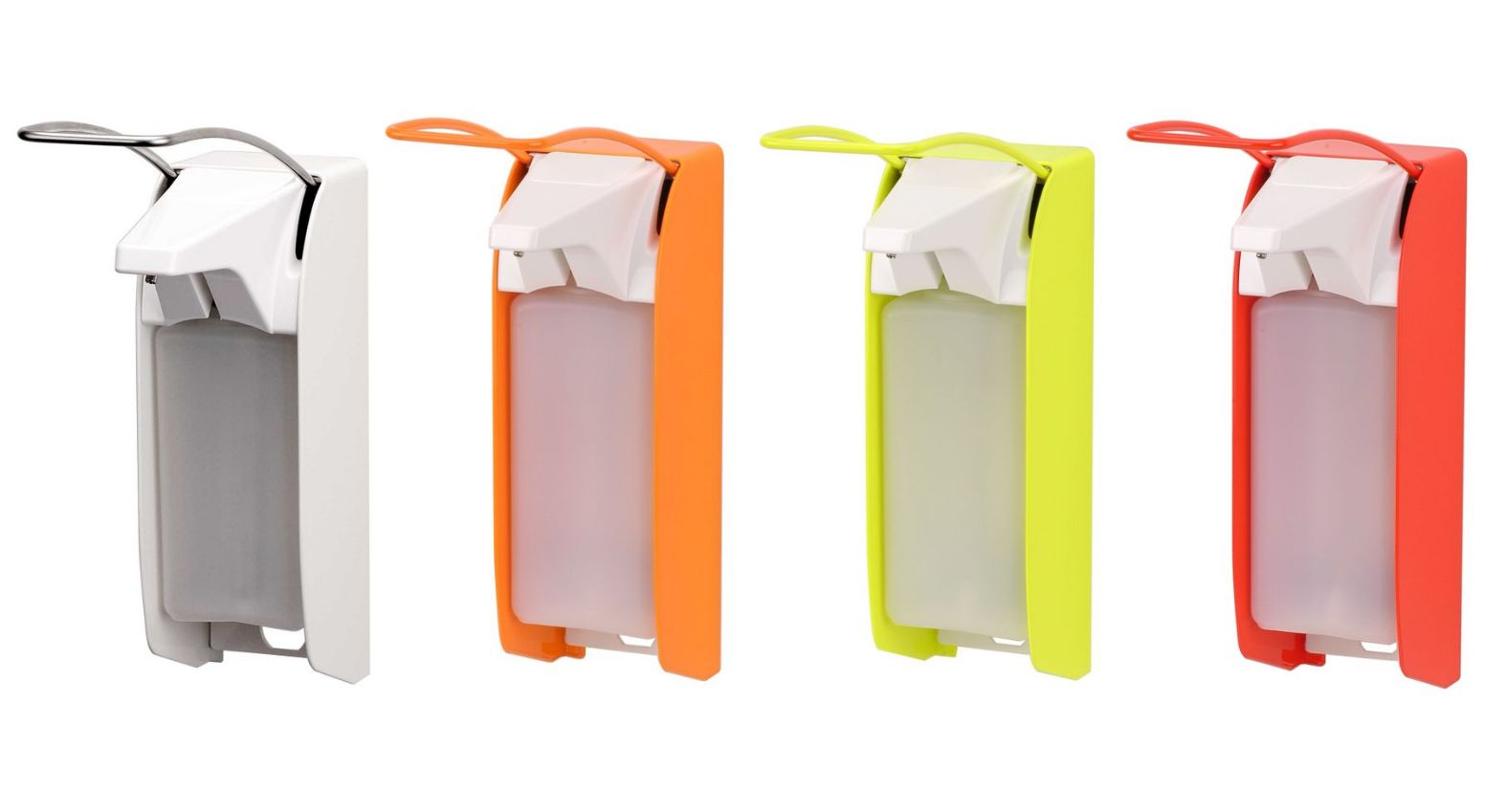 Arm-Lever-Soap-Dispensers