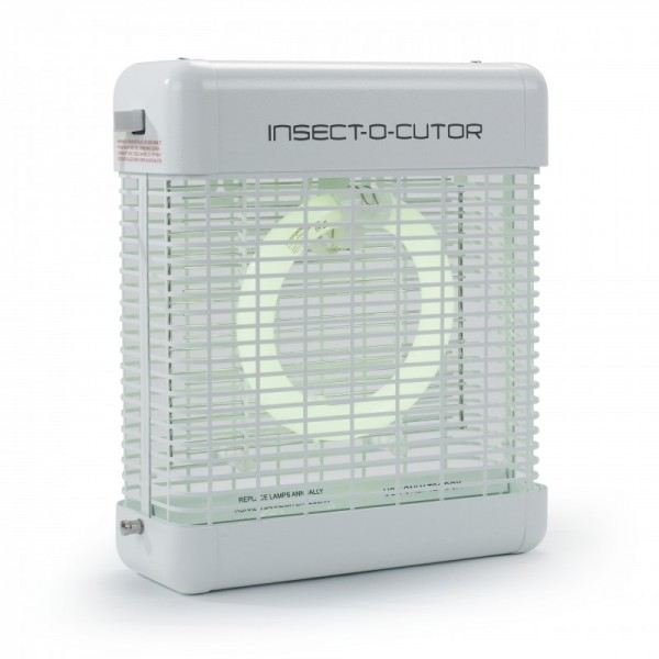 Insect-O-Cutor Flykiller out of line Select with 22 Watt and electric grid technology Insect-o-cutor SE22,SE23