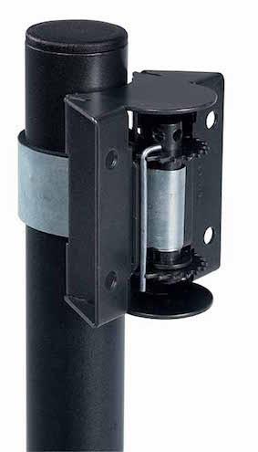 Rossignol Collec Universalbefestigung für runde Pfosten Ø > 50 mm Rossignol 58011