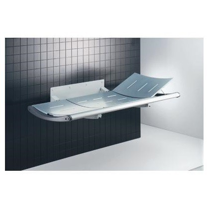 Pressalit Dusch- und Pflegeliege 3000 Festmontage, 1300mm oder 1800mm, max. 200kg Pressalit R8503,R8508