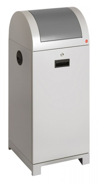 ProfiLine recycling pushbin with liner 70 litres, Hailo Hailo VB 097446