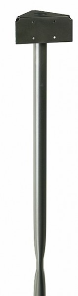 Rossignol Collec 3-bag support stand for embedding made of powder coated steel Rossignol 58820
