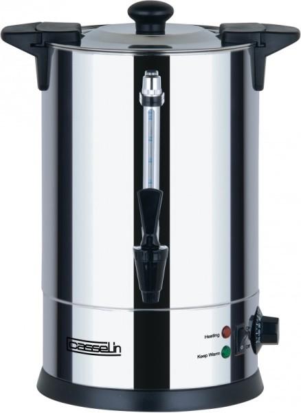 Casselin hot water dispenser in stainless steel 6.8 liters - anti-burn - anti-drip Casselin CDEC68