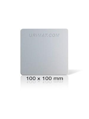 URIMAT Aluminium Abdeckplatte 100 x 100 mm Urimat 49001
